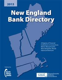 New England Bank Directory on CD